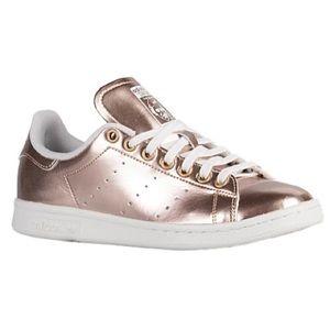 Adidas Stan Smith Metallic Rose Gold